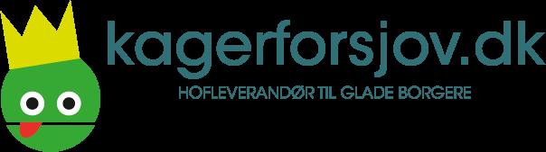 Kager for sjov logo